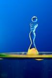 Señora del agua Foto de archivo libre de regalías