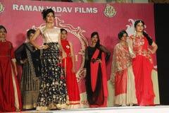 señora Demostración de Bhiwadi NCR Faishon - Raman Yadav Fotografía de archivo libre de regalías