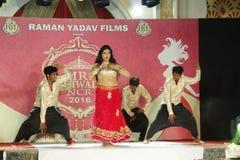 señora Desfile de moda de Bhiwadi NCR Fotografía de archivo libre de regalías