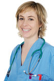 Señora doctor fotos de archivo