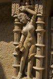 Señora Idol en el vav del ki de Rani Fotografía de archivo libre de regalías