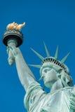 Señora Liberty Imagen de archivo
