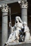 Señora Mary Fotografía de archivo libre de regalías