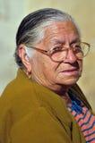 Señora mayor Fotos de archivo