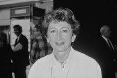 Señora Shirley Porter foto de archivo