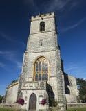 Señora St Martin Church en Wareham Fotos de archivo