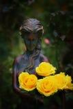 Señora Statue Fotos de archivo