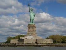 Señora Statue de Liberty New York fotos de archivo libres de regalías