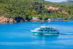 Señora Virginia Tour Boat imagen de archivo libre de regalías
