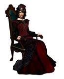 Señora Vlada Portrait CA, 3d CG Fotos de archivo