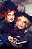 Señoras elegantes Foto de archivo libre de regalías