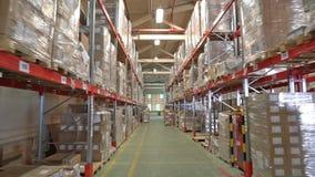 Se almacena Warehouse