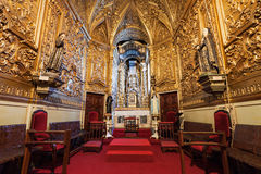Se Cathedral, Evora Royalty Free Stock Images