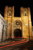 Se Cathedral Lisbon Portugal Royalty Free Stock Photo