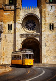 Se cathedral, Lisbon, Portugal Royalty Free Stock Image