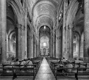 Se Cathedral Lisbon Royalty Free Stock Photos