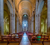 Se Cathedral Lisbon Royalty Free Stock Photography