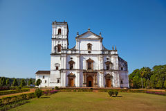 Se Cathedral. Stock Photo