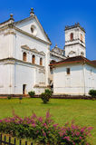 SE Cathedral in Old Goa, India Royalty Free Stock Photo