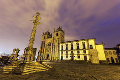 Se Cathedral in Porto Royalty Free Stock Photos