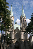 Se cathedral sao paulo Stock Photos