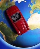 Se déplacent le monde Photographie stock
