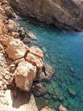 SE de Ibiza um te fotografia de stock royalty free