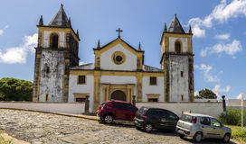 SE de Igreja DA Fotografía de archivo