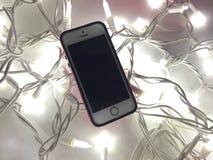 SE de Iphone imagenes de archivo