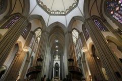 SE de la catedral fotos de archivo