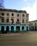 Se demander sur les rues de La Havane image libre de droits