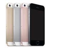 Se di Iphone immagine stock