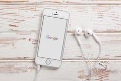 Se di iPhone di Apple fotografia stock