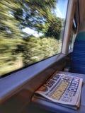 Se diriger à la station de Londres Victoria photographie stock libre de droits