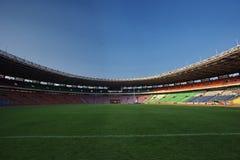 Se divierte el estadio Foto de archivo
