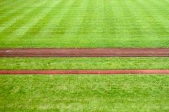 Se divierte el estadio con las pistas de raza Imagenes de archivo