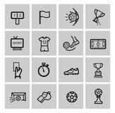 Se divierte iconos stock de ilustración