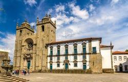 Se do Porto (Porto Cathedral). Portugal Stock Image