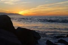 Se horisonten Royaltyfria Foton