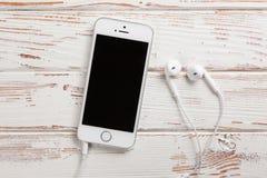 SE iPhone της Apple Στοκ Εικόνα