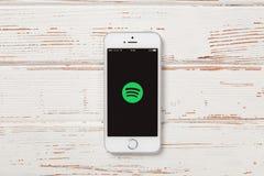 SE iPhone της Apple Στοκ Εικόνες