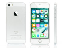 SE iPhone της Apple Στοκ Φωτογραφίες