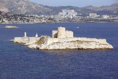 Se isola davanti a Marsiglia Fotografie Stock