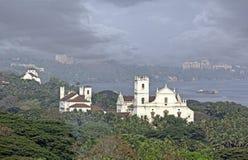 Se Katedralny Powikłany widok z lotu ptaka Obrazy Stock