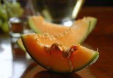 Süße Melone Lizenzfreies Stockbild