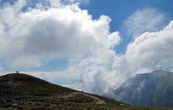 Se nubla el imperio Foto de archivo libre de regalías