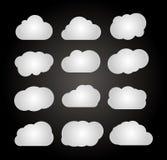 Se nubla la colección Fotos de archivo