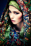 se orientalisk Royaltyfri Foto