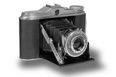se plier d'appareil-photo vieux Photographie stock libre de droits