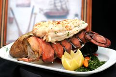 Se rappeler grillé de homard photos stock